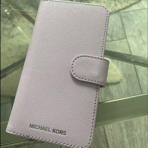 Michael Kors iPhone X hard case